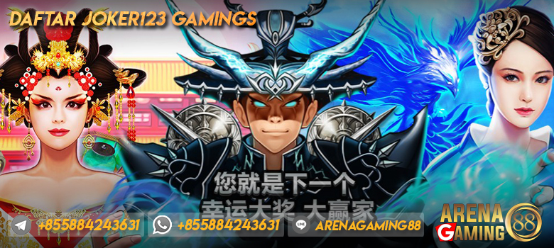 Daftar joker123 gamings