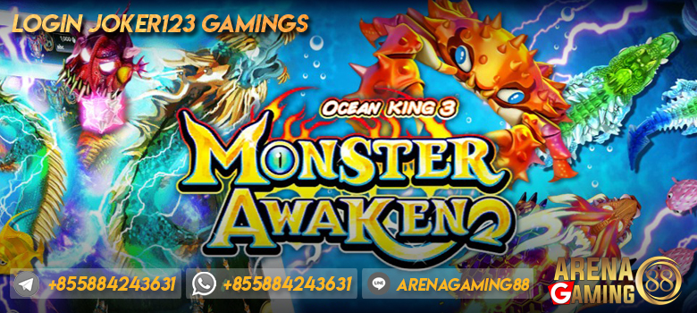 Login joker123 gamings