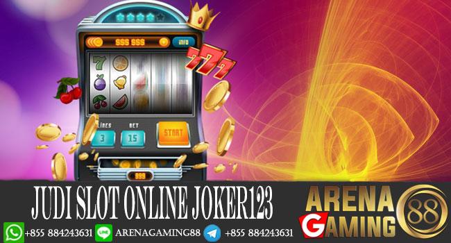 Judi Slot Online Joker123 - Tembak Ikan - Slot Online ...